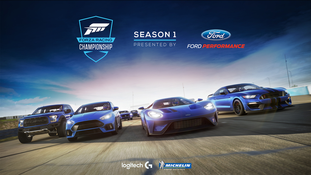 Marvelous TNL ESPORTS BRAND TRACKER 005: Ford Fuels Forza ESports