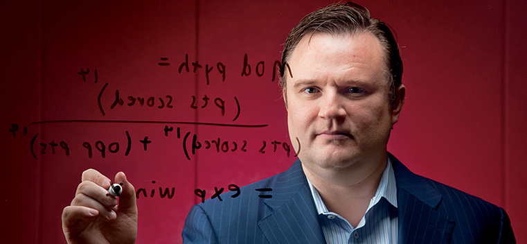 Daryl Morey Dropping eSports Knowledge (Photo: Northwestern)