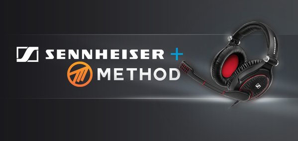 TNL eSports Brand Tracker 026: Sennheiser (Photo: Method Gaming)