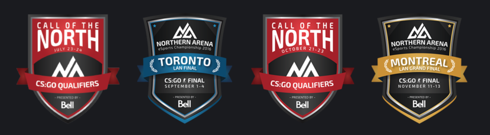 Northern Arena and Bell (Photo: Northern Arena)