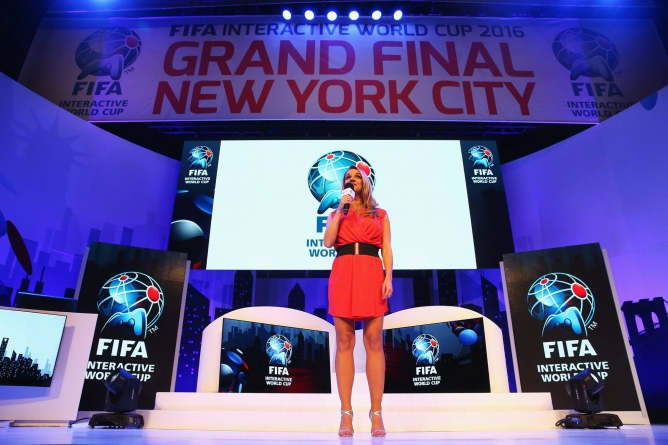 FIFA Interactive World Cup 2016 In NYC (Photo: FIWC)