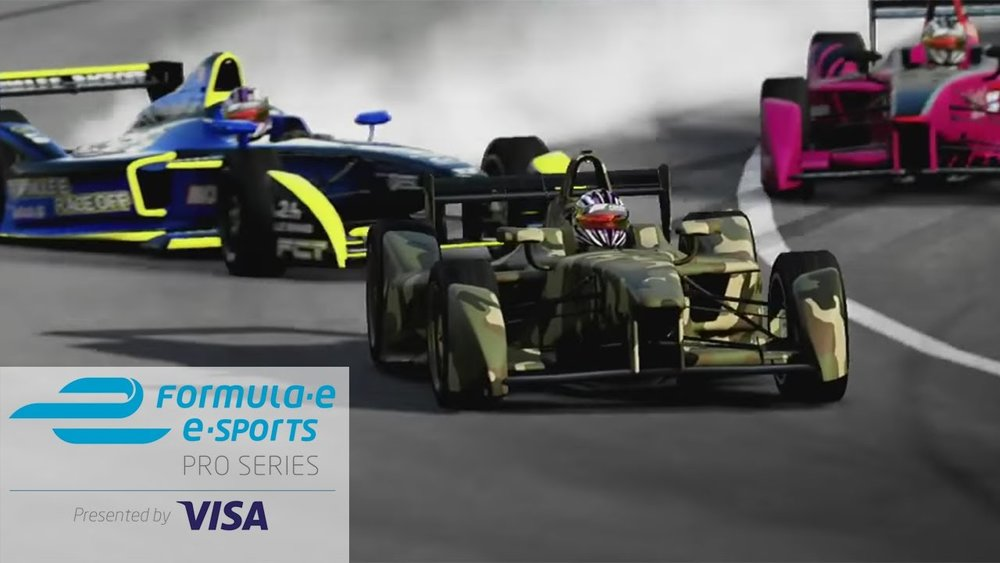 TNL eSports Brand Tracker 036: Visa (Photo: Formula E)