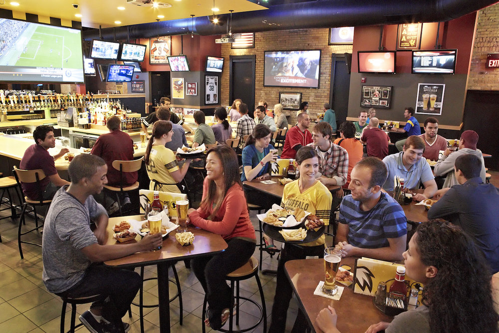 Wings and Chill at Buffalo Wild Wings (Photo: Buffalo Wild Wings)