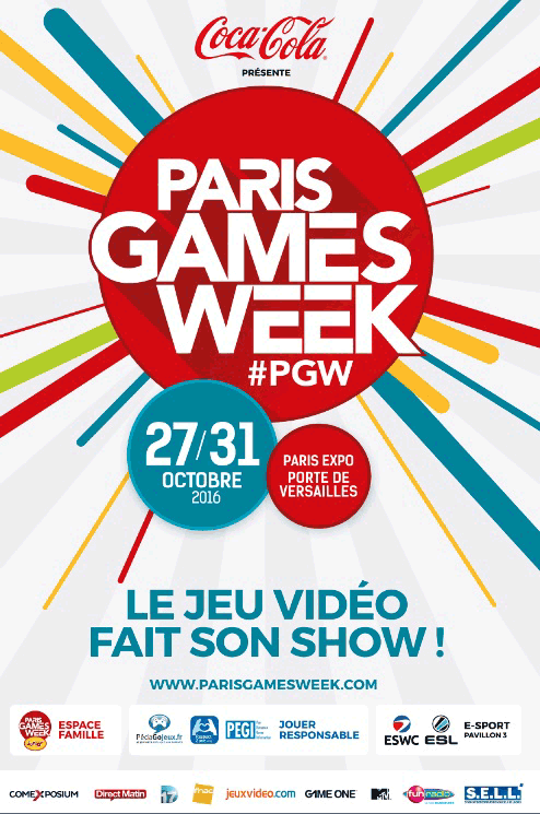 Coca-Cola Presents Paris Games Week (Photo: Paris Games Week)