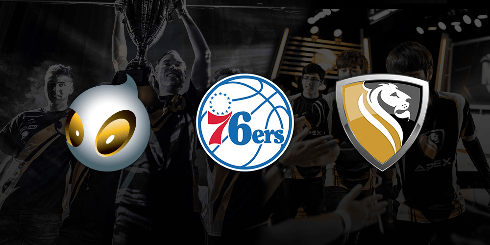 Why The 76ers Bought Two eSports Teams For Millions (Photo: Team Dignitas)