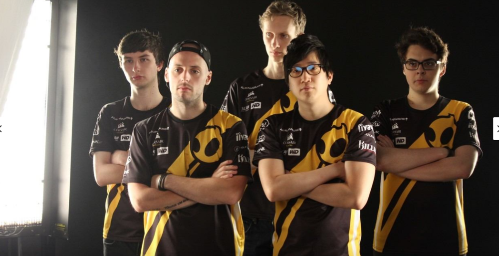 Team Dignitas (Photo: Team Dignitas)