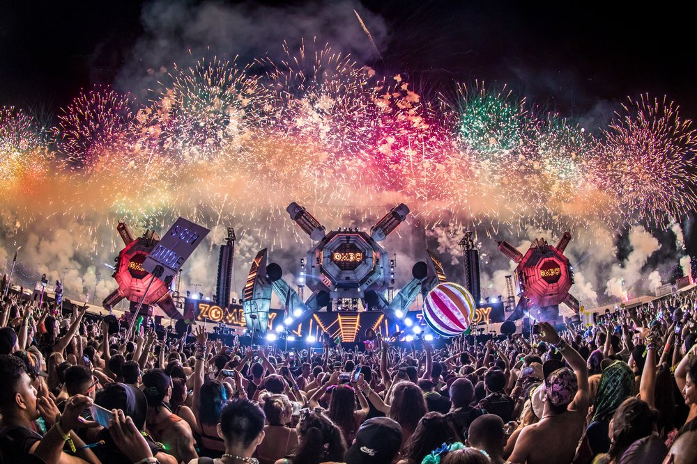 Electric Daisy Carnival 2016 (Photo: EDC)