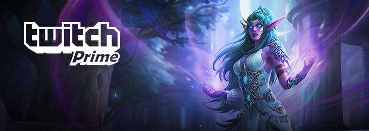 Twitch Prime Exclusive Hearthstone Character (Photo: Twitch(