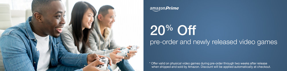 Twitch Prime Member Game Discounts (Photo: Amazon)