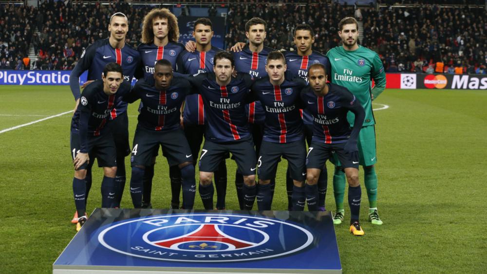 Ligue 1 Pro Team PSG FC