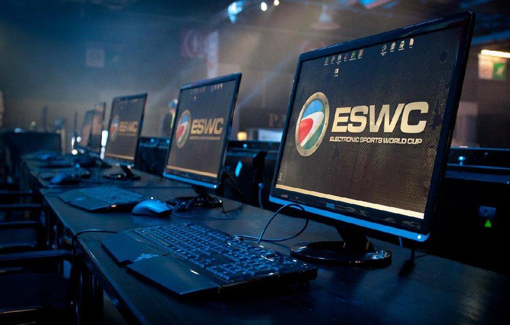 ESWC 2015 (Photo: ESWC)