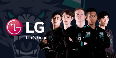 LG Australia Signs Dire Wolves (Photo: LG Dire Wolves)