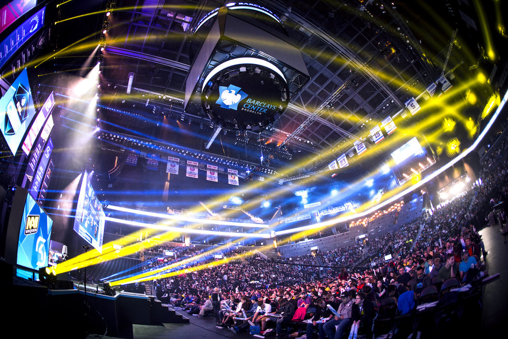 ESL One New York at Barclays Center (Photo: ESL)