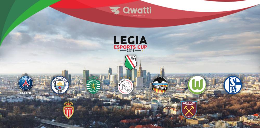 2016 Legia Cup (Photo: Qwatti eSports)