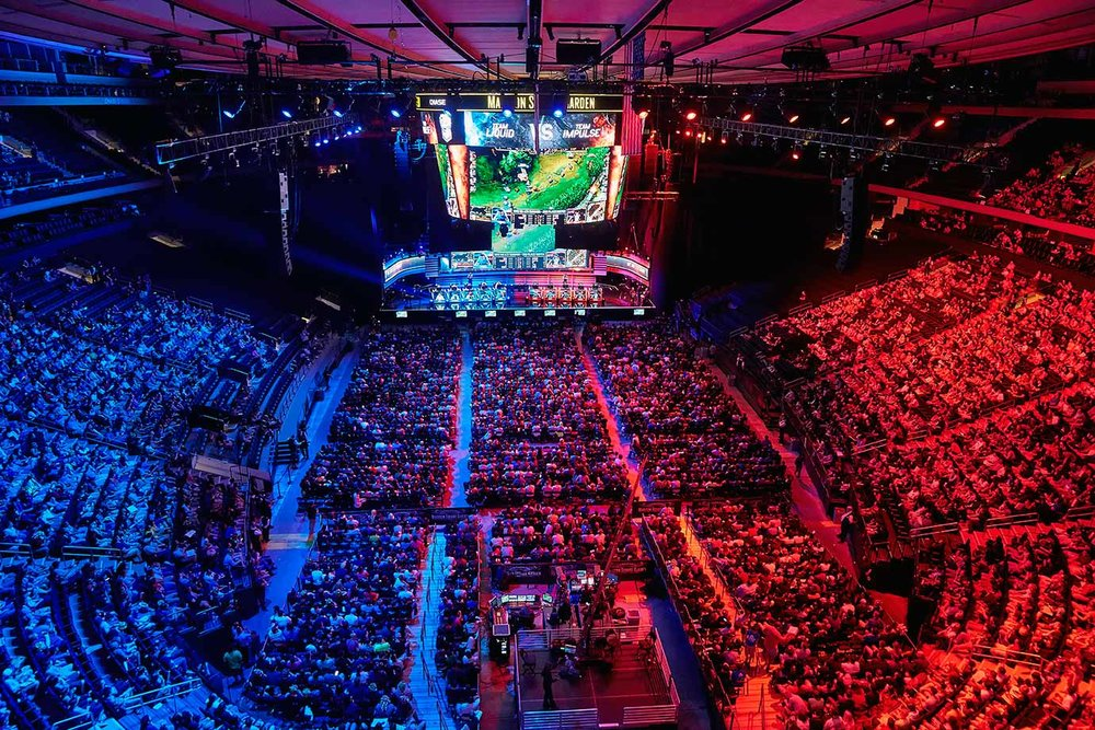 Riot's League of Legends At Madison Square Garden (Photo: Riot Games)