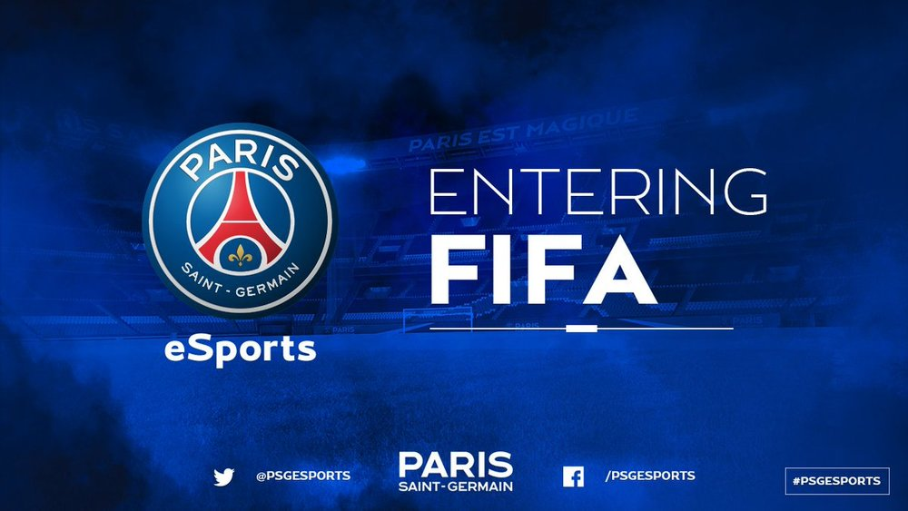 2016 eSports Review: Pro Sports and eSports (Photo: PSG eSports)