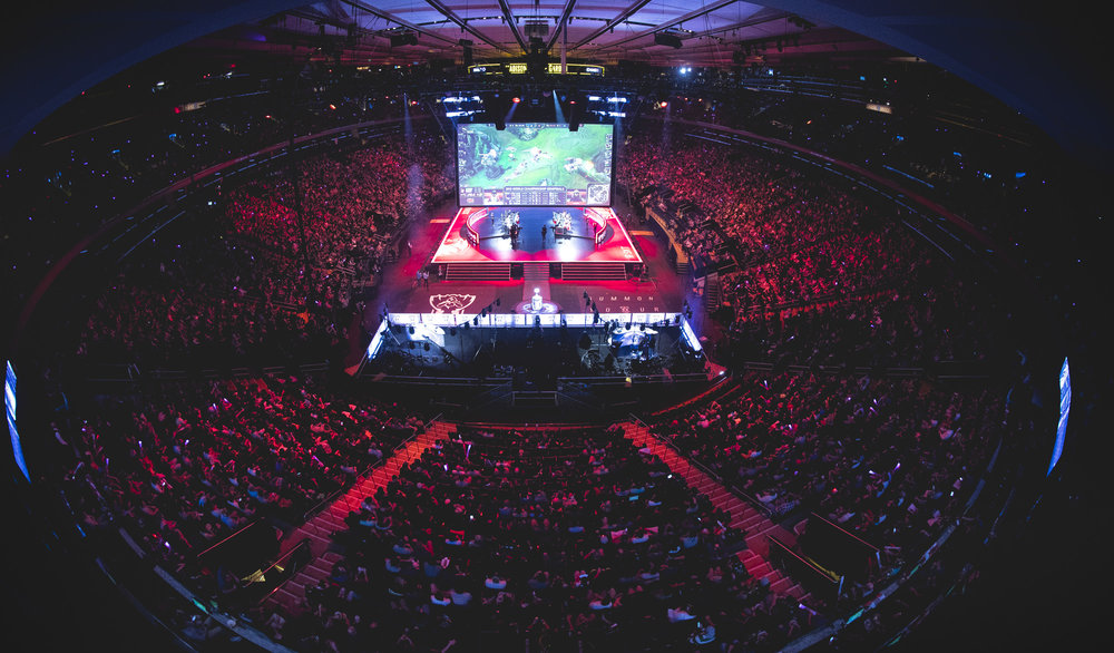 League of Legends At Madison Square Garden (Photo: Riot)