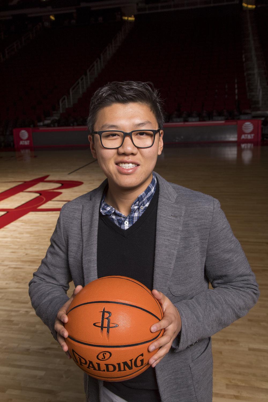 Houston Rockets Director of eSports Development, Sebastian Park (Photo: Houston Rockets)