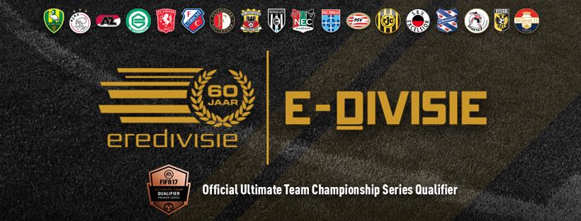 The Netherlands National eSports League (Photo: Eredivisie)