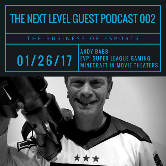 TNL eSports Industry Guest Podcast 002 (Photo: The Next Level)