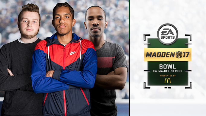 TNL eSports Brand Tracker 003: McDonald's and EA Madden NFL (Photo: EA Sports)
