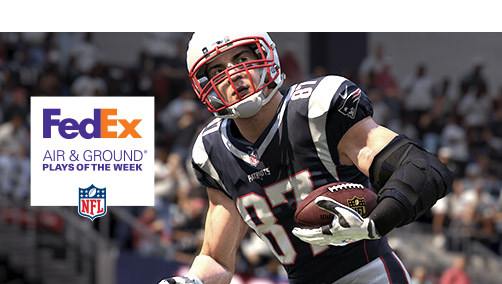 FedEx Air & Ground Plays of the Week (Photo: EA Sports)