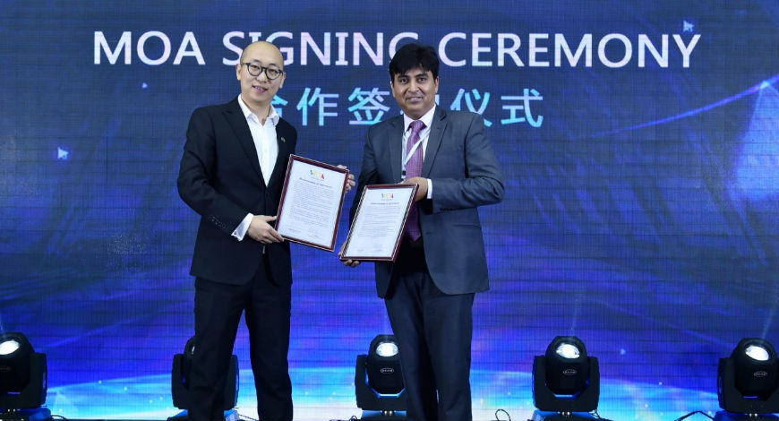 eGamers Arena and World Cyber Arena Partnership (Photo: WCA)