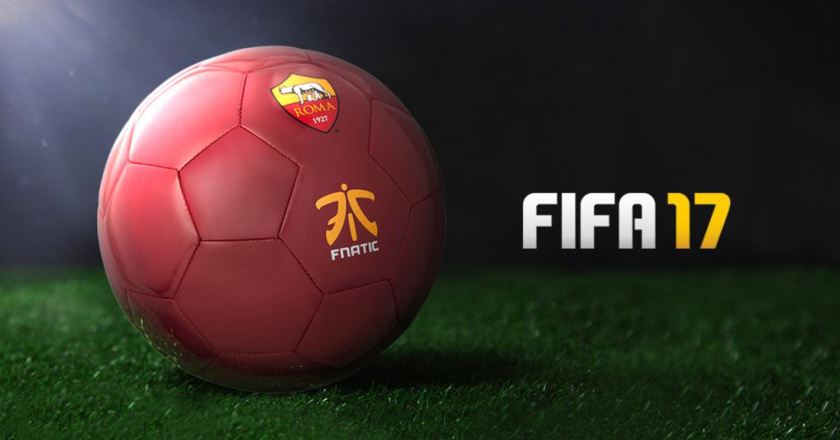 AS Roma Launches eSports Team With Fnatic (Photo: AS Roma)