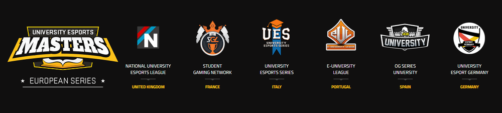 University eSports Masters European Series (Photo: University eSports Masters