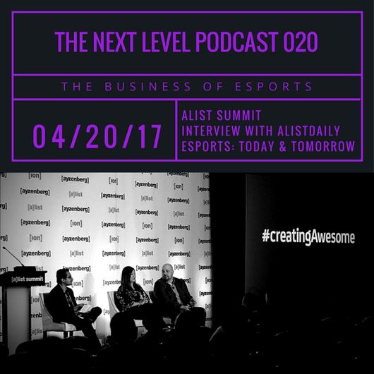 TNL eSports Podcast 020: alistdaily eSports Summit Interview (Photo: alistdaily)