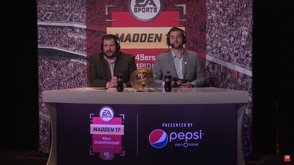 Pepsi Drink Madden