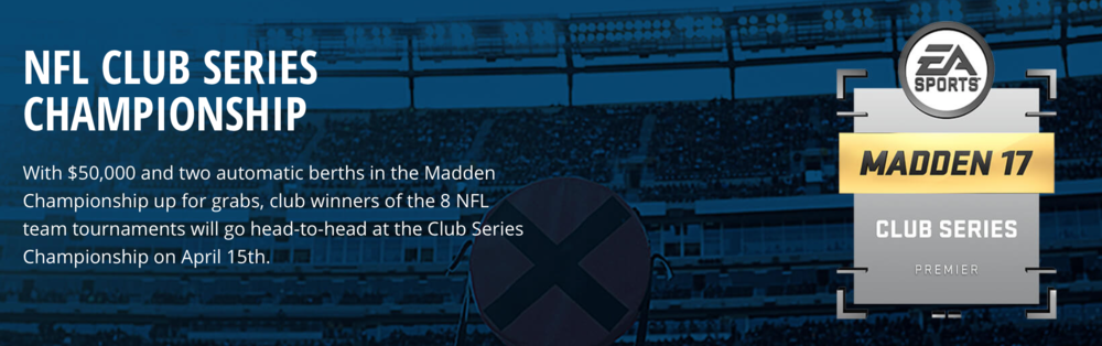 EA Madden NFL Pro Team Club Series (Photo: EA)