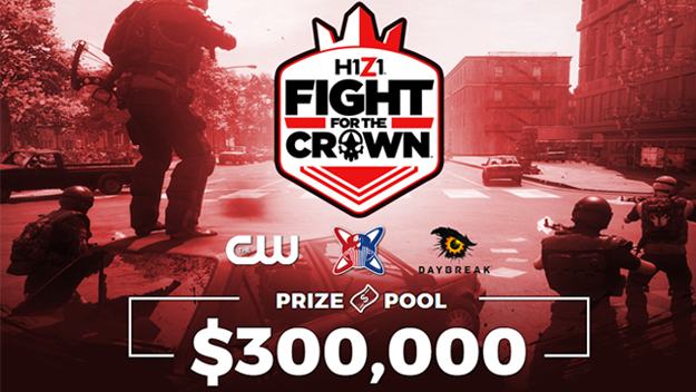 "The CW's H1Z1 ""Fight For The Crown"" Is The #1 eSports Program Of 2017 (Photo: The CW)"