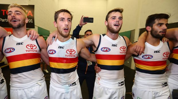 Australian Football League's Adelaide Crows (Photo: Getty Images)