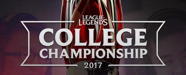 Riot's League of Legends Collegiate Championship (Photo:Riot Games)