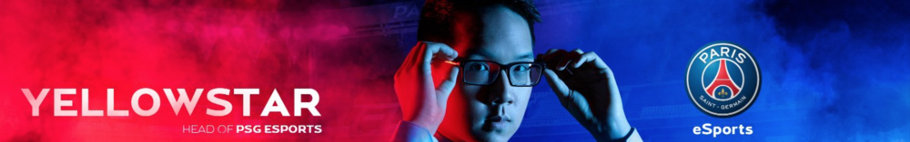 "Bora ""Yellowstar"" Kim, Head of Paris Saint-Germain eSports (Photo: PSG eSports)"