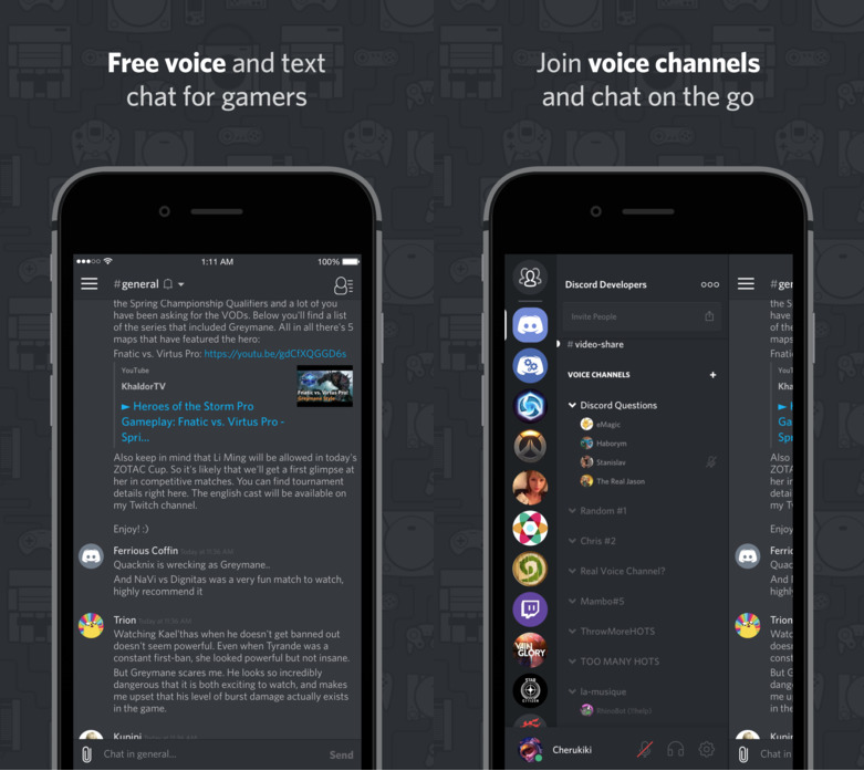 Discord's Voice and Text Platform (Photo: Discord)