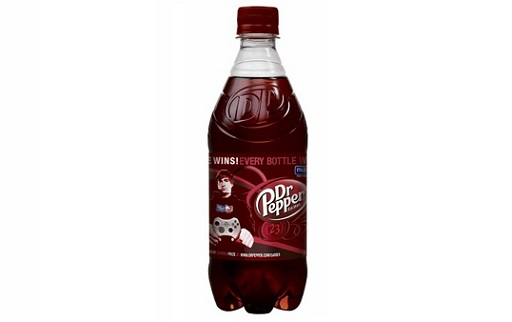 Tsquared Dr. Pepper on 175 Million Bottles in 2008-2009 (Photo: New York Times)