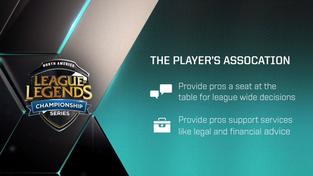Riot Games Announced a Player Association for NA LCS (Photo: Youtube)