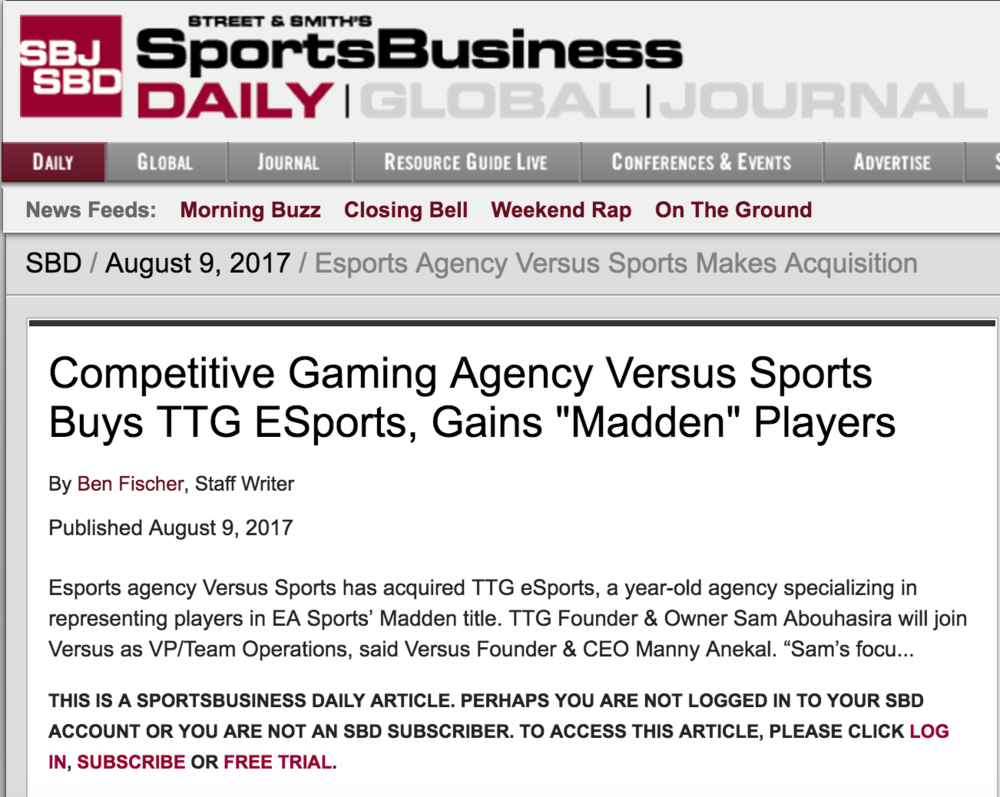 Sports Business Journal (Photo: SBJ)