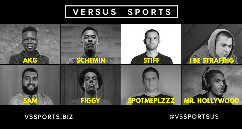 Versus Sports (Graphic: Jordan Fragen)