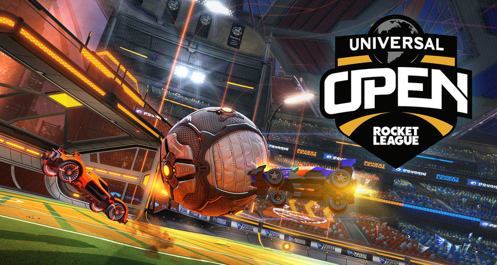 Rocket League Universal Open On NBCSN (Photo: NBC Sports)