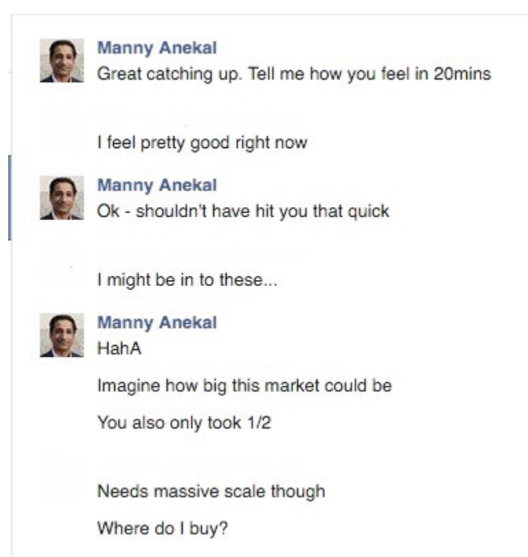 Facebook chat (Photo: Facebook)