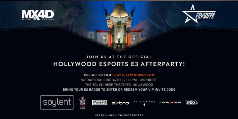 Soylent Sponsorship of Hollywood eSports (Photo: Hollywood eSports)