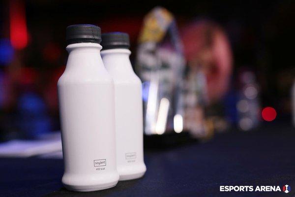 Soylent Sponsorship of eSports Arena (Photo: eSports Arena)
