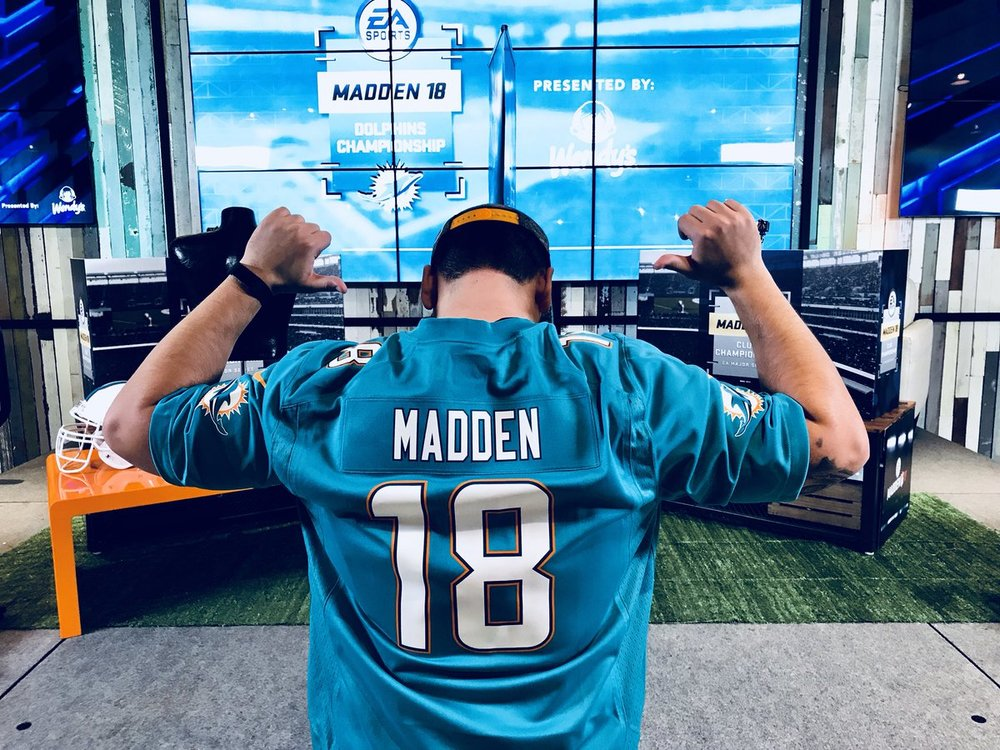 TNL Esports Brand Tracker 107: Wendy's and EA Madden NFL (Photo: Twitter xxxBalkino6xxx)