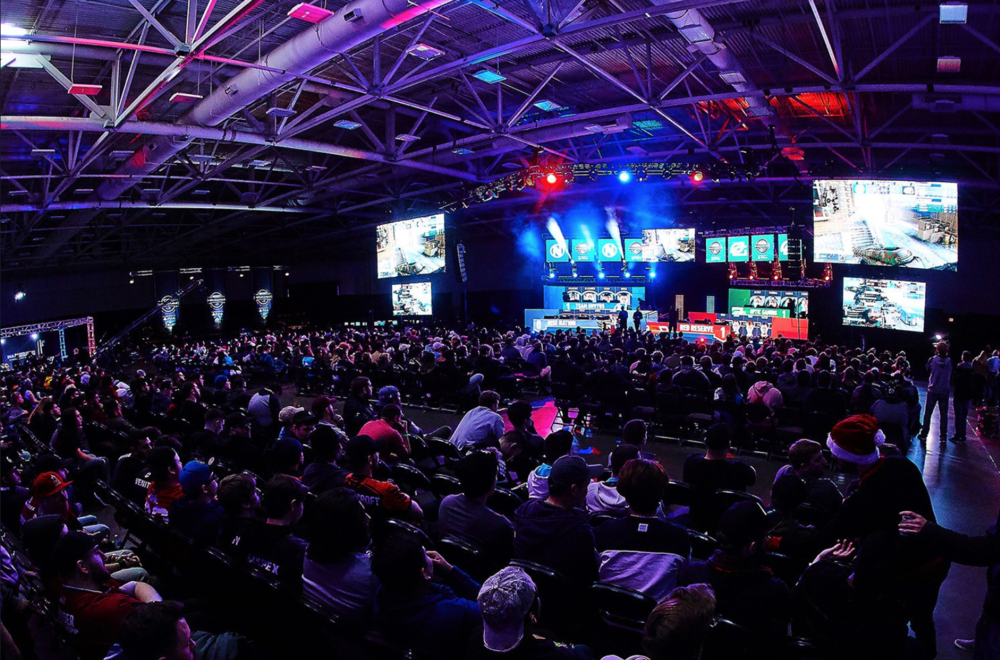 Call of Duty World League in Dallas (Photo: MLG)