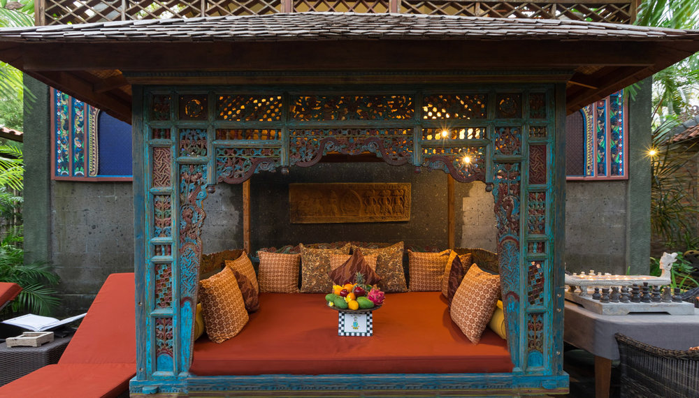 Vacation Royally  In Your Traditional Villa    SANUR BALI