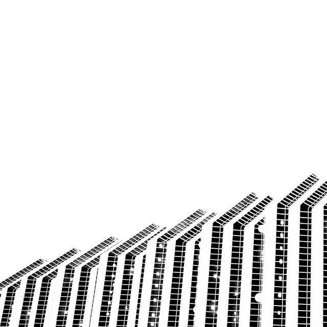 Will this end soon? #blackandwhite #minimalism #shape #pattern