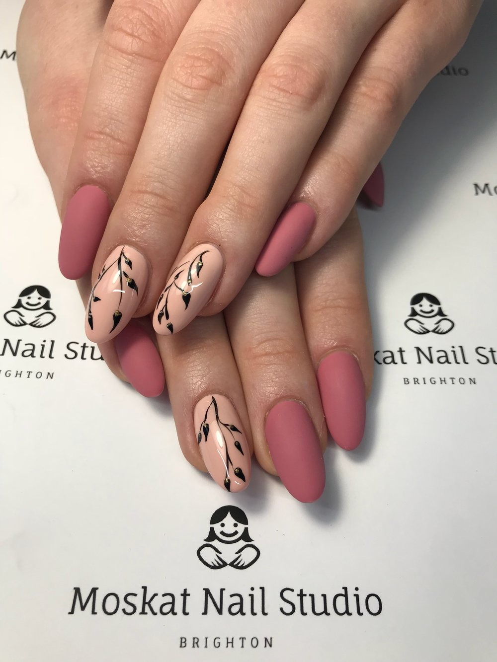 Acrylic, Gel & PolyGel Nails in Brighton — Moskat Nail Studio